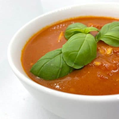 Super Einfaches Low Carb Marinara Soße